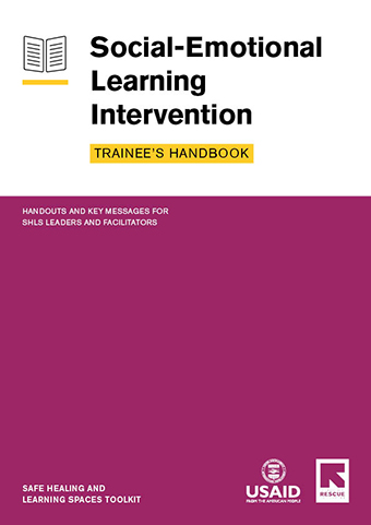 SEL Trainee's Handbook cover