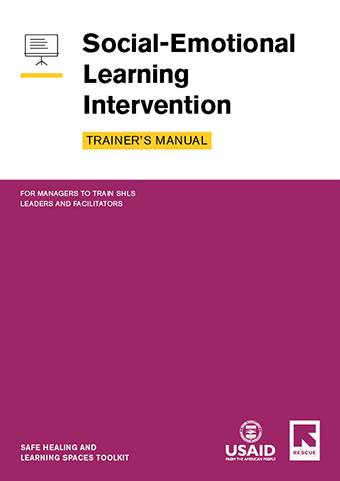 SEL Trainer's Manual cover